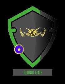 5x PRIME GLOBAL ELITE ( PRIVATE RANK 21 )