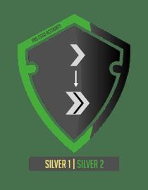 5x NON PRIME SILVER 1 - SILVER 2-Csgo Accounts