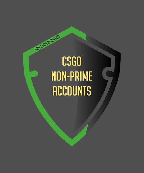 Non Prime Csgo Accounts