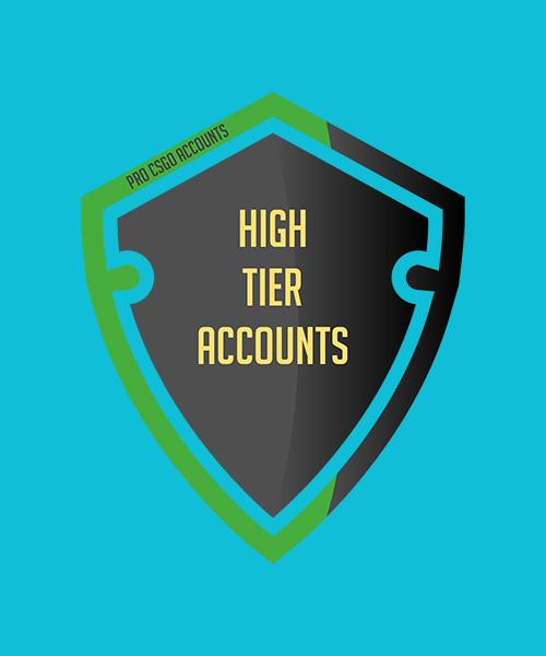 High Tier Csgo Accounts