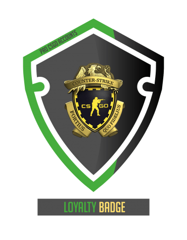 PRIME GOLD NOVA MASTER - MASTER GUARDIAN 2 WITH LOYALTY BADGE AND HIGH TRUST FACTOR - csgo accounts